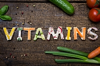 Detailed Mapping Of Vitamins